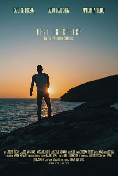 Rest in Greece, Film, Florian Gottschick, Jacob Matschenz, Caroline Erikson