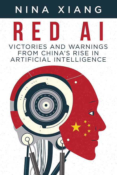 RED AI book cover