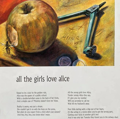 All the girls love Alice