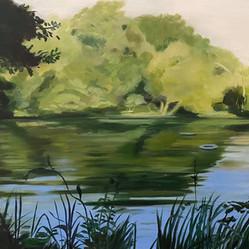Ladies pond