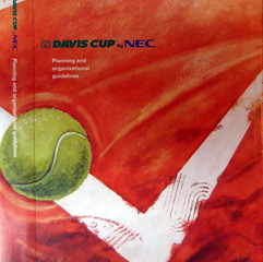 Illustration for the Davis Cup