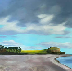 Budleigh Salterton Headland