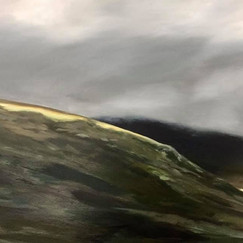 Yellow Light - North Wales