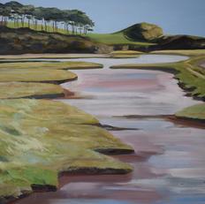 Budleigh Salteron Estuary