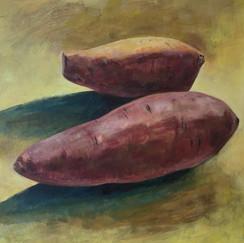 Sweet Potatoes (Pinky and Perky)