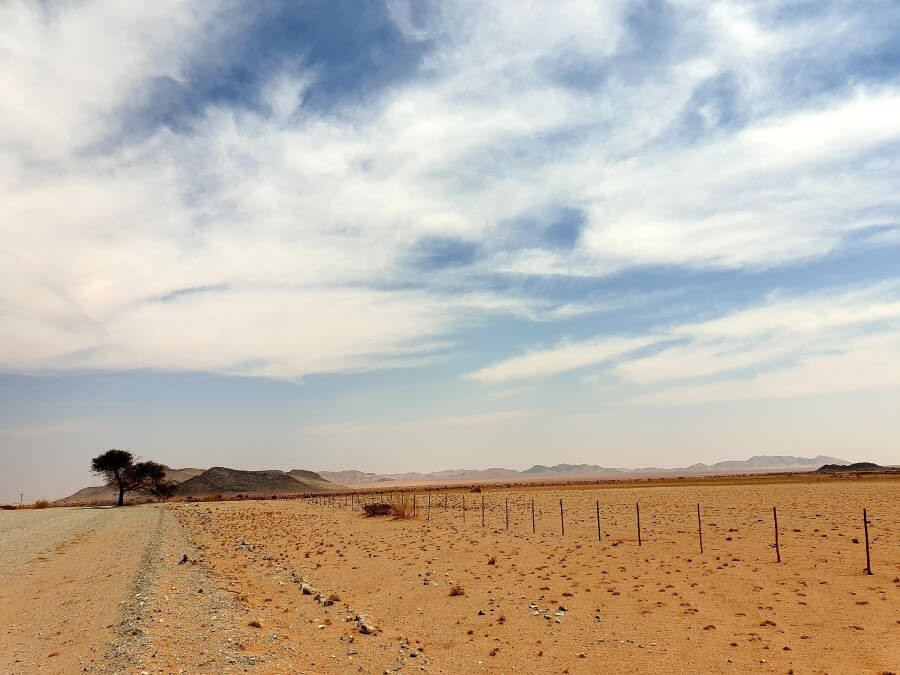 Road trip around the stunning country of Namibia