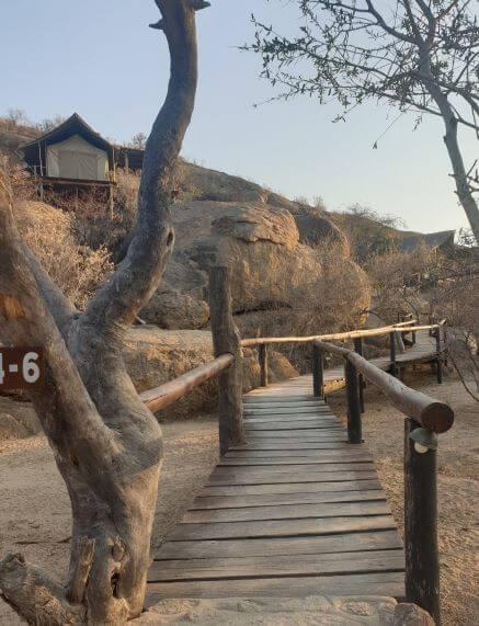 Erongo Wilderness Lodge Namibia review