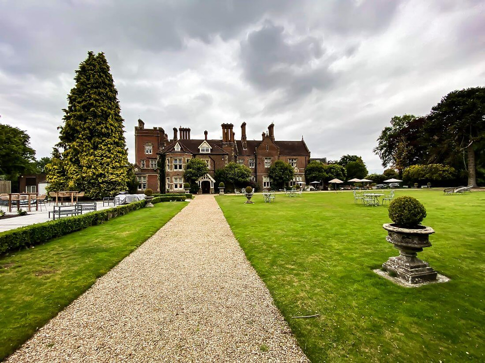 The luxury Alexander House hotel & Utopia spa in West Sussex