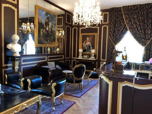 Chateau de Beauvois hotel near Tours, Loire Valley France