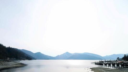 Lake Chuzenji during a day trip itinerary to Nikko National Park