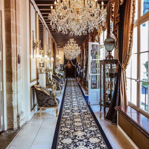 The Chateau de Beauvois hotel near Tours, Loire Valley France