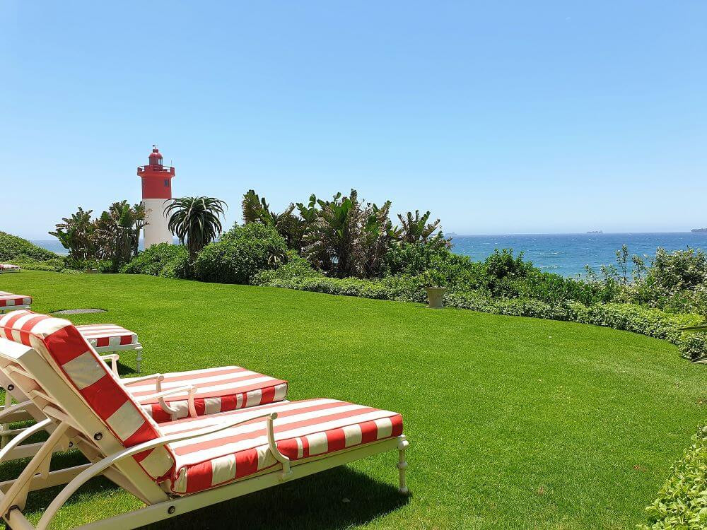 A review of our stay at the 5-star Oyster Box Hotel
