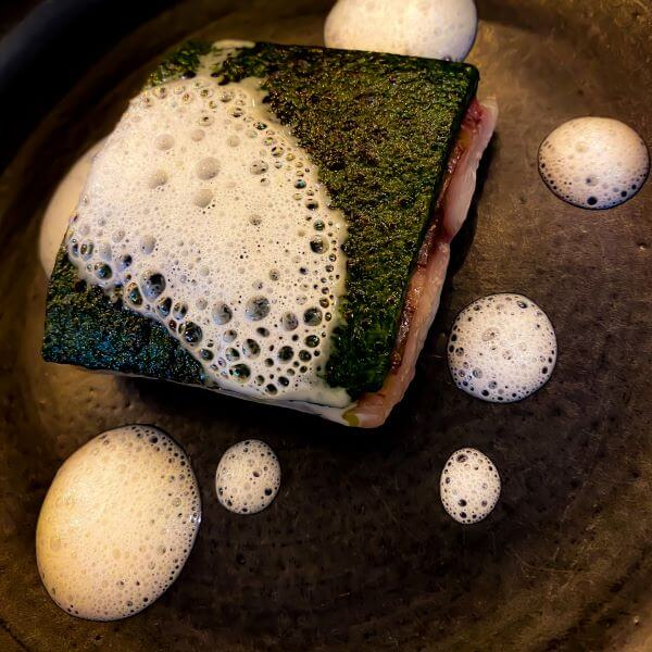 Michelin star meal review at Tristan restaurant in Horsham