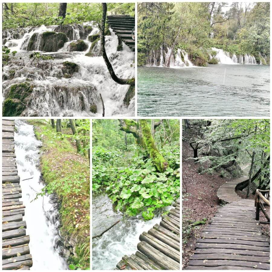 Images of Croatia's Plitvice Lakes National Park