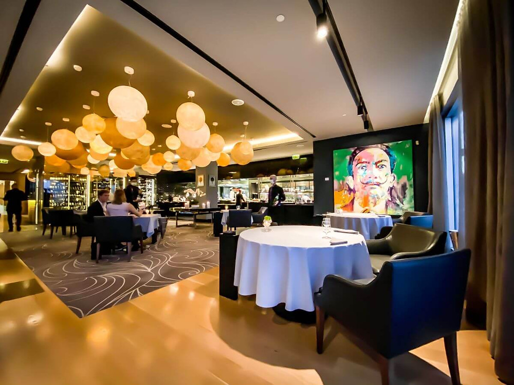 Gusto by Heinz Beck Restaurant at the Conrad Algarve Hotel