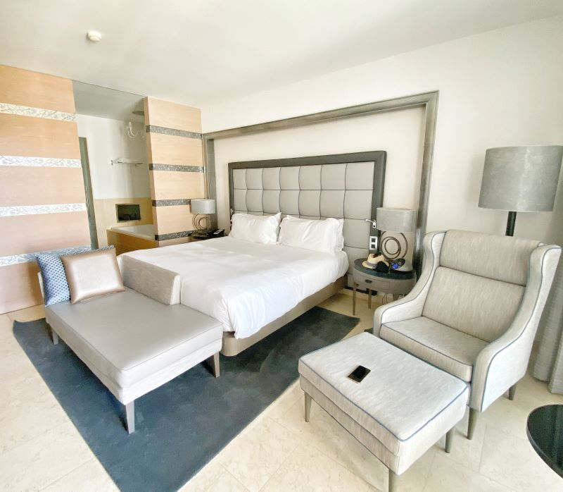 Review of the King Deluxe room at Conrad Algarve hotel