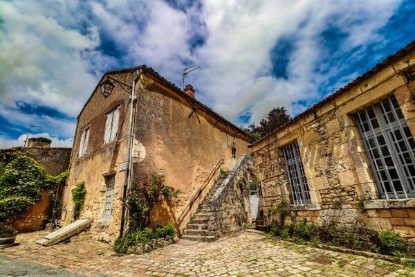 The historic Blaye Citadel in France's Gironde region