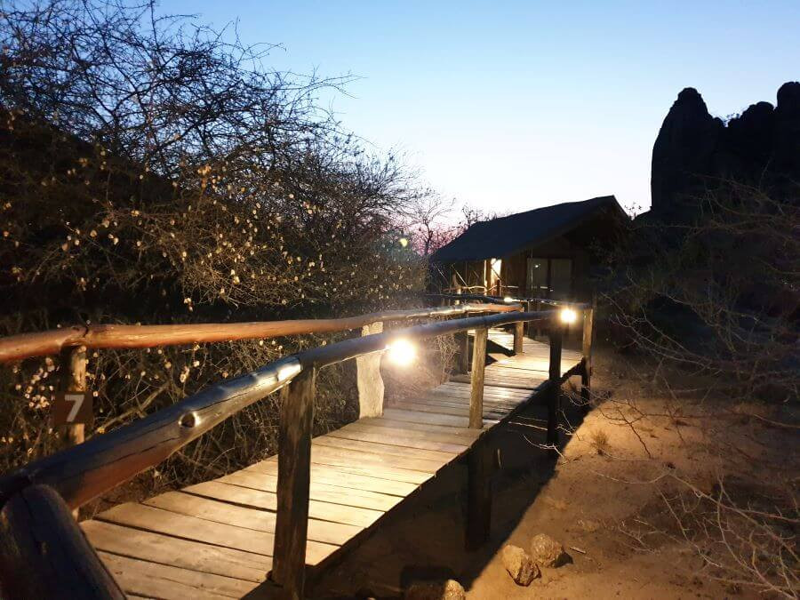 Erongo Wilderness Lodge Namibia review
