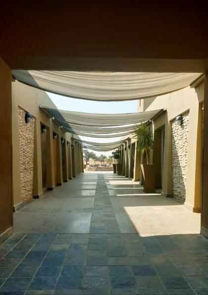 Sossusvlei Lodge accommodation in Namibia