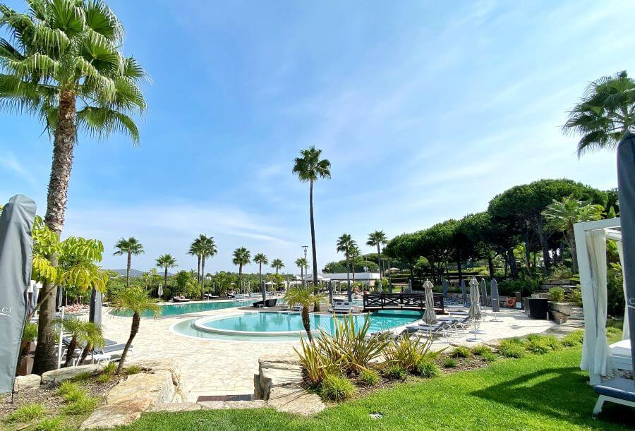 Review of the Conrad Hotel on Portugal's Algarve coast
