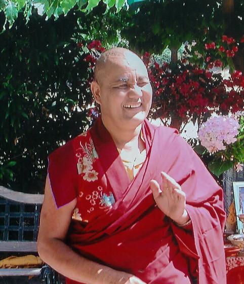 Rimpoche Drupon Samten