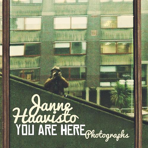 Janne Haavisto: You Are Here, valokuvakirja