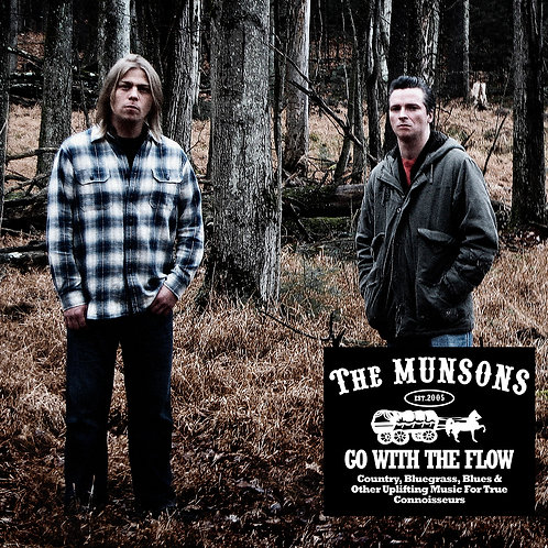 The Munsons: Go With The Flow, CD