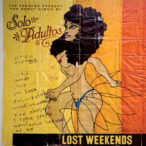 Solo Adultos: Lost Weekends, CD