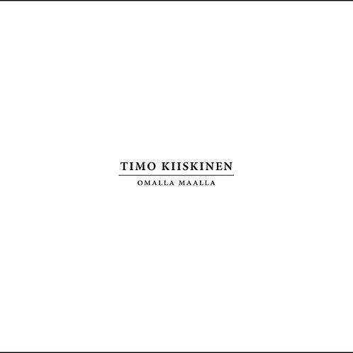 Timo Kiiskinen: Omalla maalla, CD