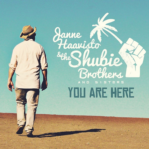 The Shubie Brothers: You Are Here, CD