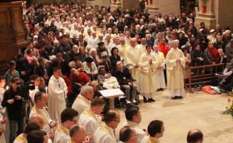 Ordination diaconale d'Alain Oura