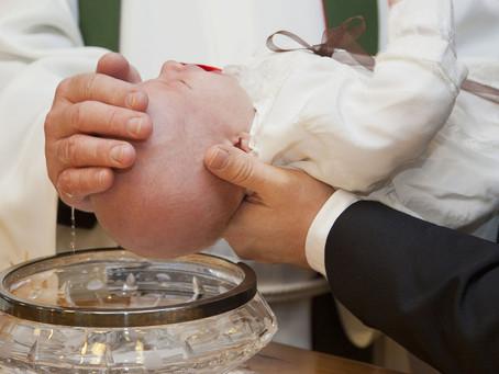 Baptême de Mathis Delalande et Eva Noirot