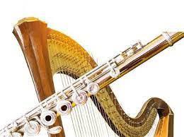 Concert flûte traversière et harpe