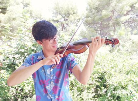 Concert de violon seul