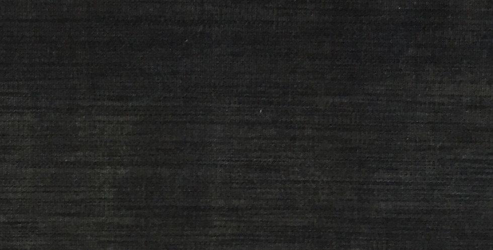 Charcoal Gray Velvet Like