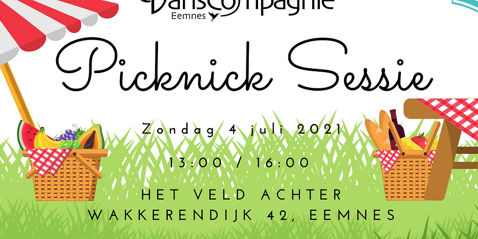Picknick Sessie LUNCH