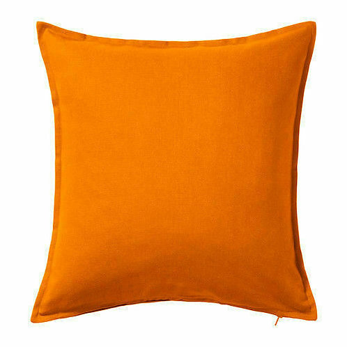 50x50cm Cushion - Orange