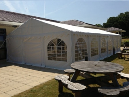 6x12 Metre Marquee