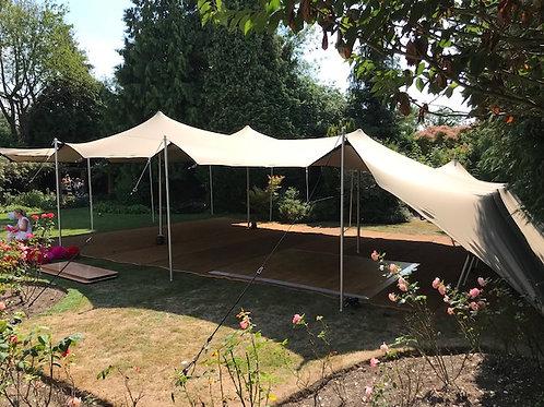 10.5x15 Metre Stretch Tent