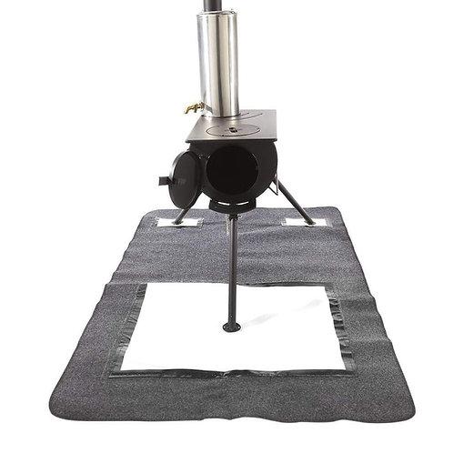 Wood Burning Stove Heat Mat