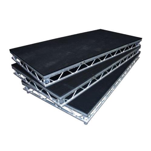 2x1 Metre Modular Stage Deck
