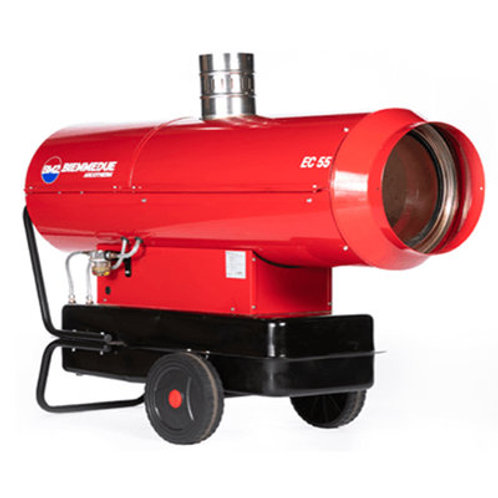 51KW Indirect Oil Fired Heater