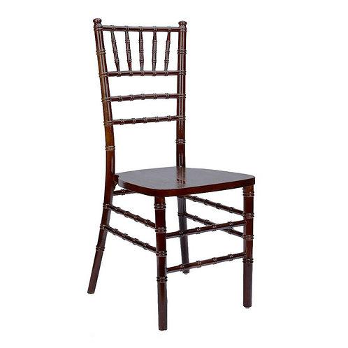 Chiavari Chair - Mahogany