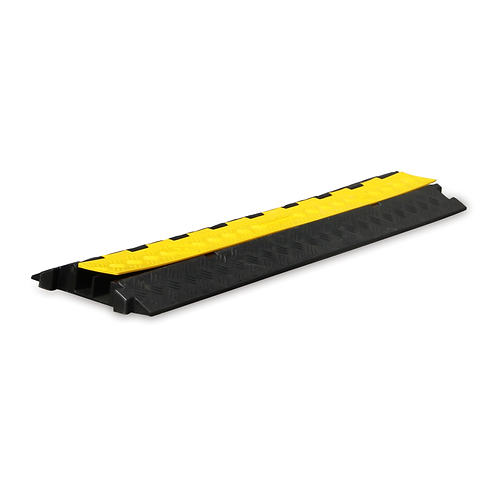 2 Channel Rubber Cable Ramp