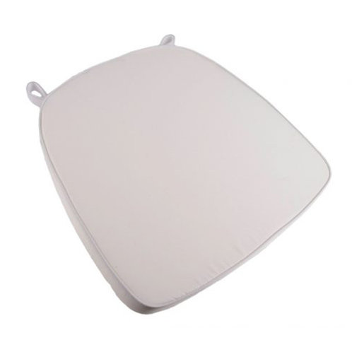Chiavari Chair Cushion - White