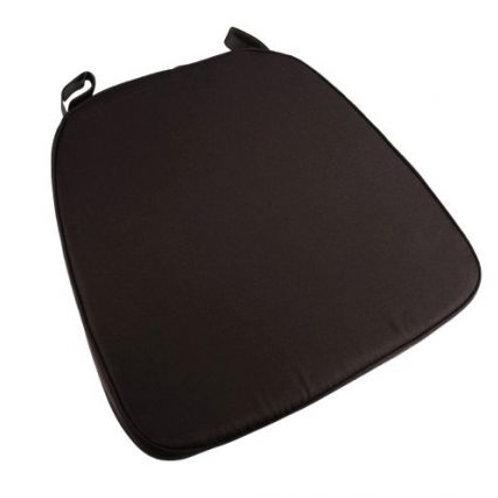 Chiavari Chair Cushion - Black