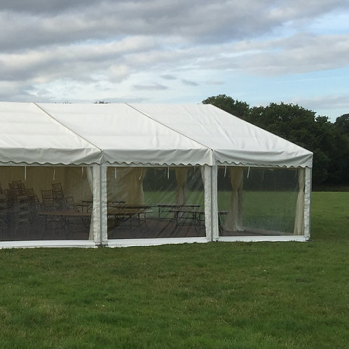 9x18 Metre Marquee
