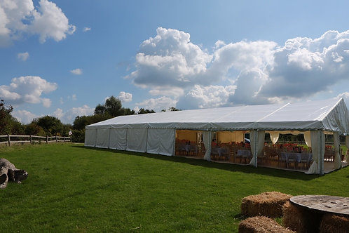 9x21 Metre Marquee