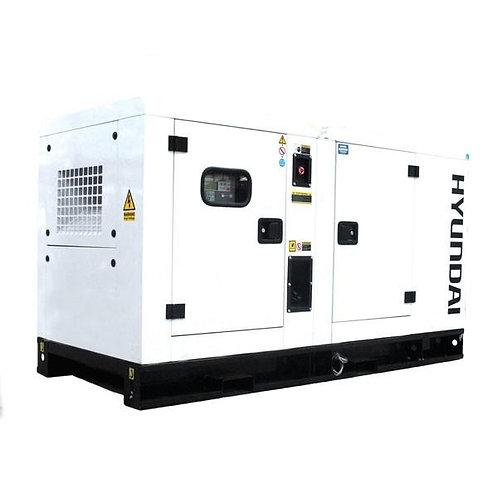 60 KVA Silent Diesel Generator
