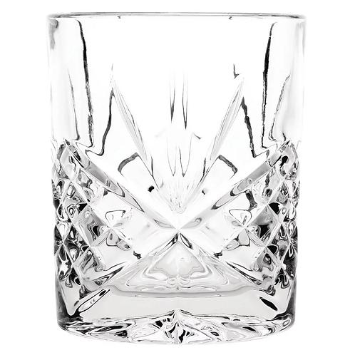Old Duke Whiskey Glass